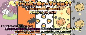 Trick-Or-Treat Patterns by CNM
