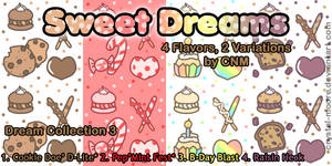 Sweet Dreams Pattern Collection 3 by CNM