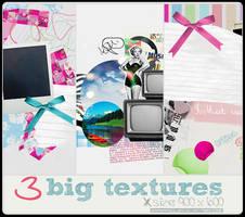 3 Big Textures 01 by BarbraGolba