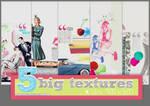 5 Big Retro textures