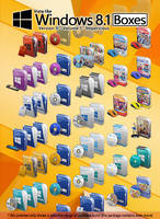 Vista-like Windows 8.1 Boxes II - Vol.1 by MTB-DAB