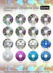 Microsoft Windows Disk Icons - Vol.1