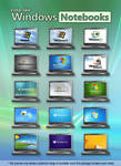 Vista-like Windows Notebook Icons
