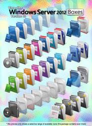 Vista-like Windows Server 2012 Boxes III