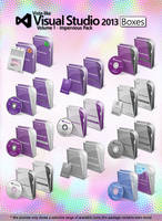 Vista-like Visual Studio 2013 Boxes - Vol.1 by MTB-DAB
