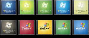 Vista-like Windows Jewel Case Boxes by MTB-DAB