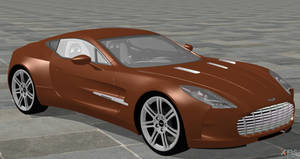 Aston Martin One-77 For XPS