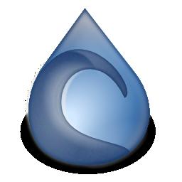 Deluge bittorent 256px icon by wedderburn
