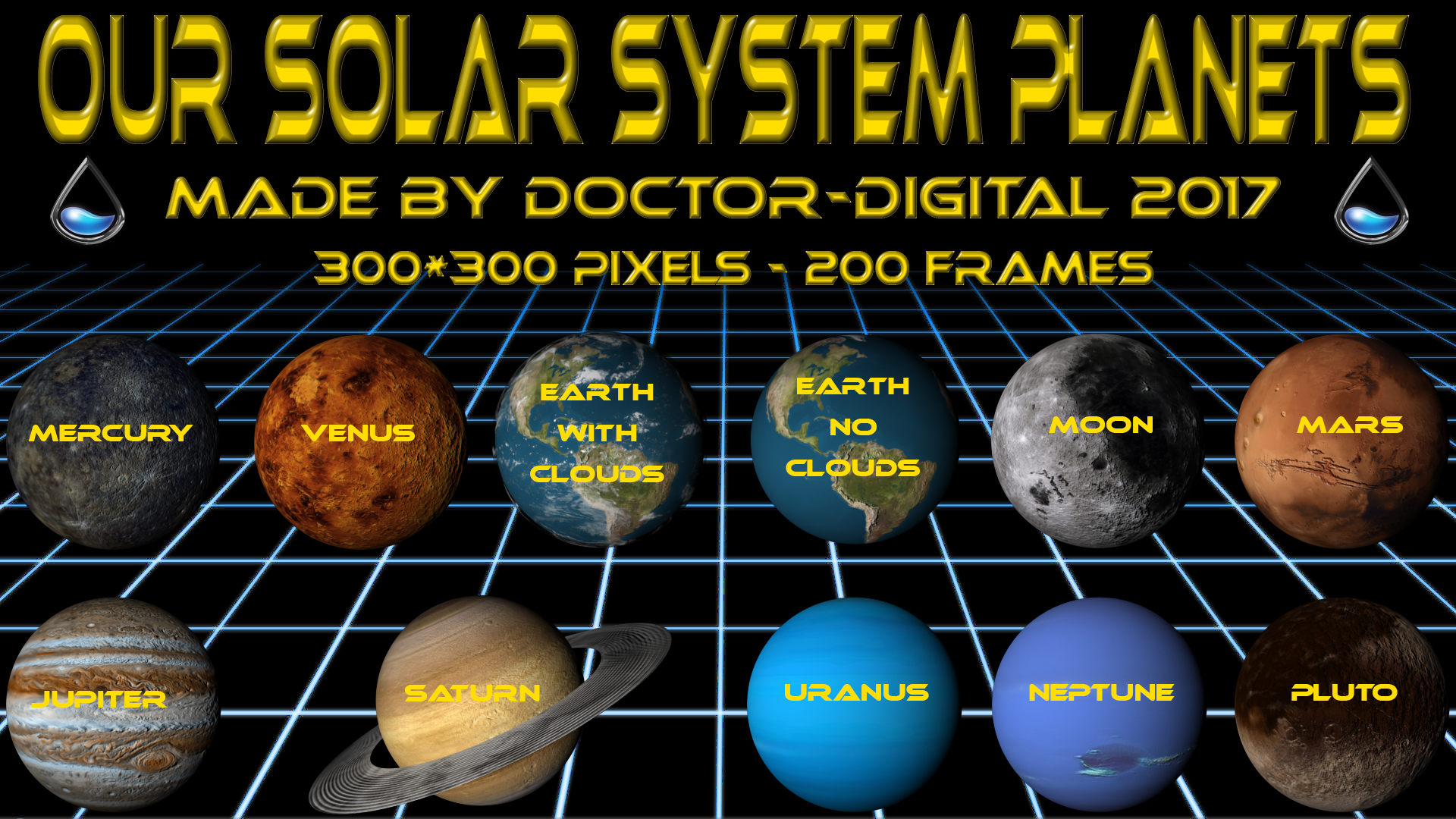 Our Solar System Planets - Part 1