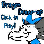 Dragon Dress Up - First Test by Wyndbain