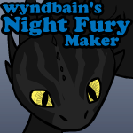 Night Fury Maker by Wyndbain