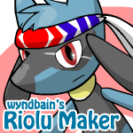 Riolu Maker by Wyndbain