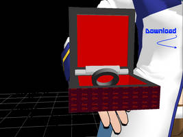 MMD: Ring Pack DL by Purple-Rage