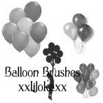 Balloon Brushes