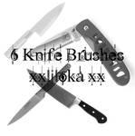 Knife Brushes