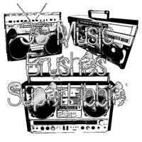Music Brushes by superlibbie