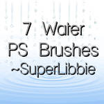 Water Brushes - Image pack