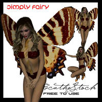 Simply Fairy by Ecathe
