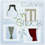 Curtains 20 stock pack