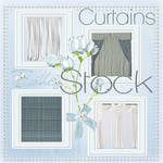 Curtains 01 stock pack