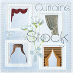 Curtains 03 stock pack