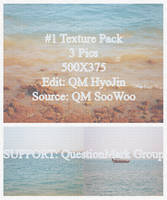 #1 Texture Pack - QM HyoJin and SooWoo by qm-hyojin