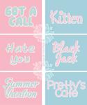 01 Font Pack
