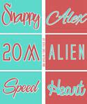 02 Font Pack
