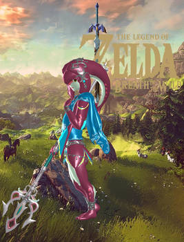 Mipha - Breath of the Wild