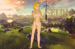 Zelda (Default) - Breath of the Wild