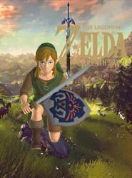 Link - Breath of the Wild (Wild)