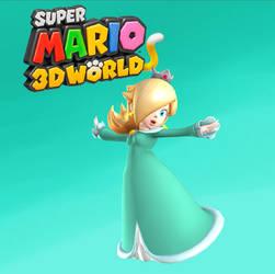 Rosalina - Super Mario 3D World