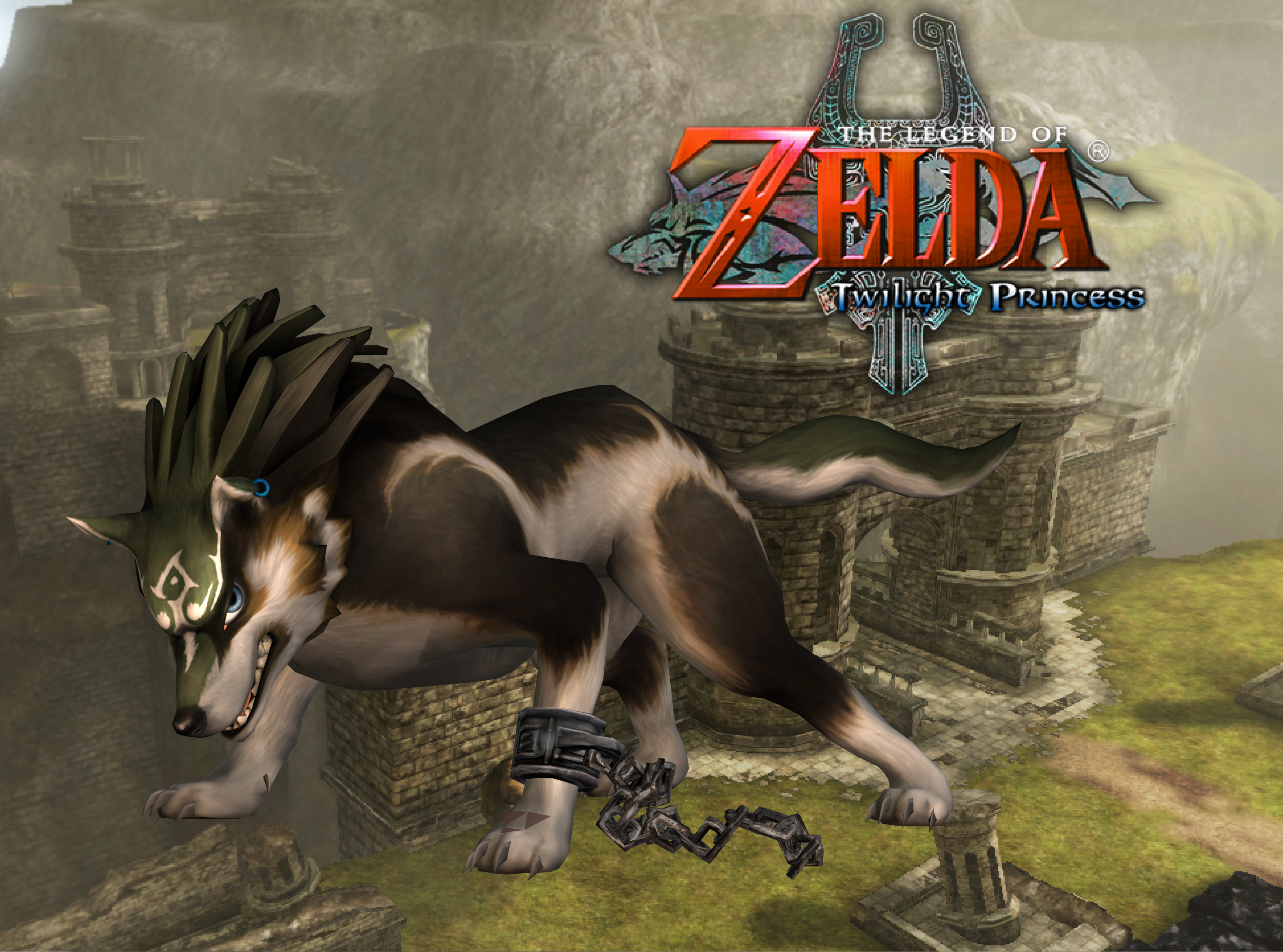 Wolf Link Twilight Princess By Hakirya On Deviantart