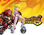 Peach - Super Mario Strikers