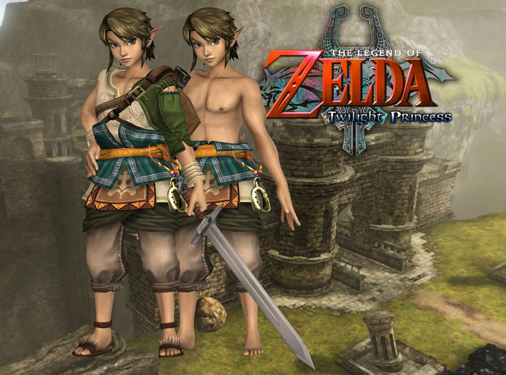 Link (Farmer) - Twilight Princess by Hakirya on DeviantArt