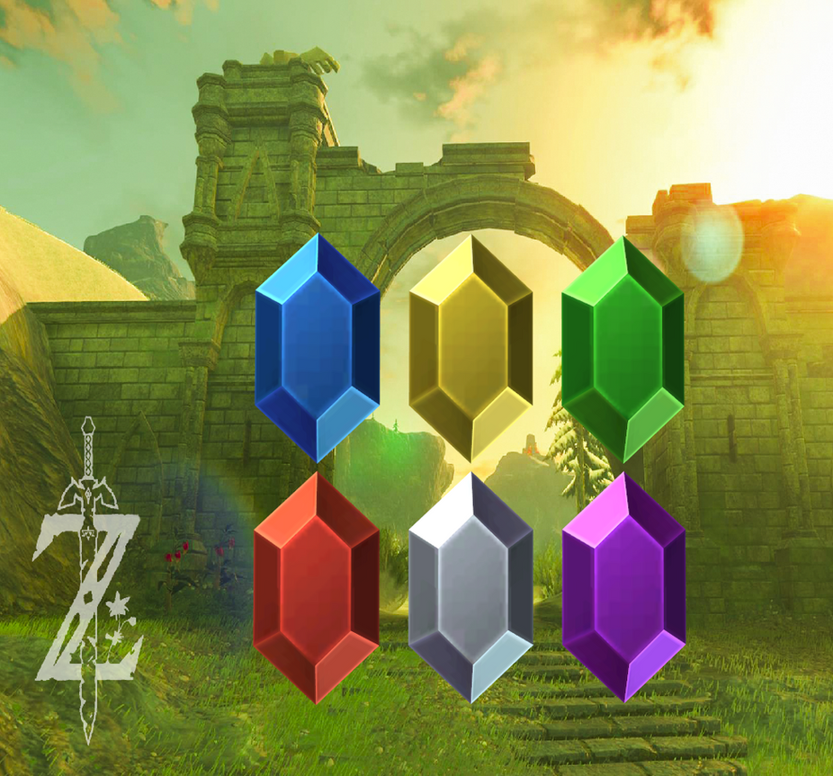 Breath Of The Wild Rupees