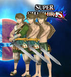 Link (Farmer) - Super Smash Bros. for Wii U