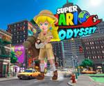 Peach (Explorer) - Super Mario Odyssey