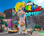 Peach (Yukata) - Super Mario Odyssey
