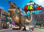 T-rex - Super Mario Odyssey
