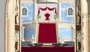 Peach's Castle - Super Mario Odyssey