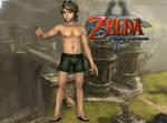 Link (Swimsuit) - Twilight Princess