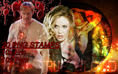 True Blood PNG Pack 2 by LucyyHale