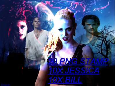 True Blood PNG Pack 3 by LucyyHale