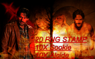 True Blood PNG Pack 4 by LucyyHale