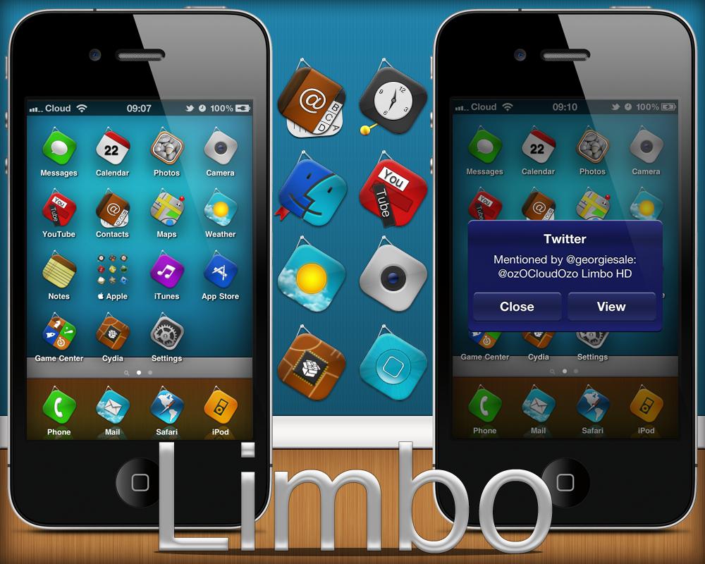 Limbo HD by CloudyyDayz