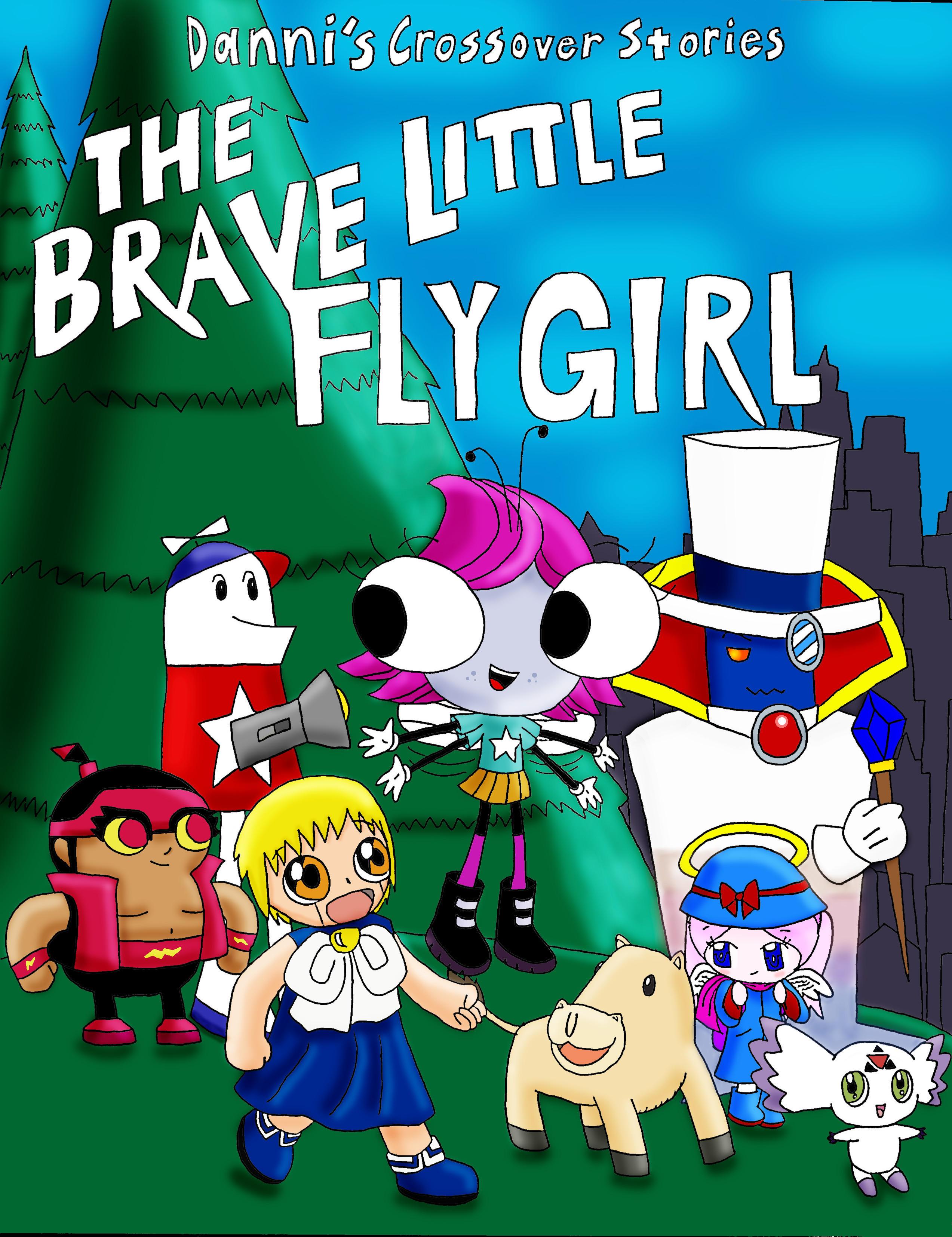 The Brave Little Flygirl By Dannichangirl On Deviantart