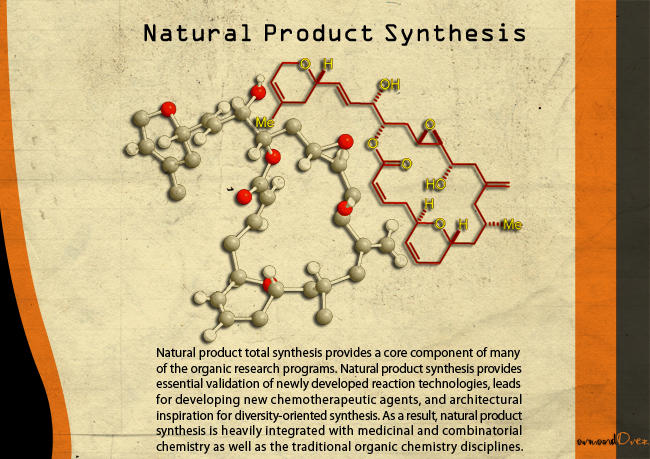 Importance of natural product synthesis