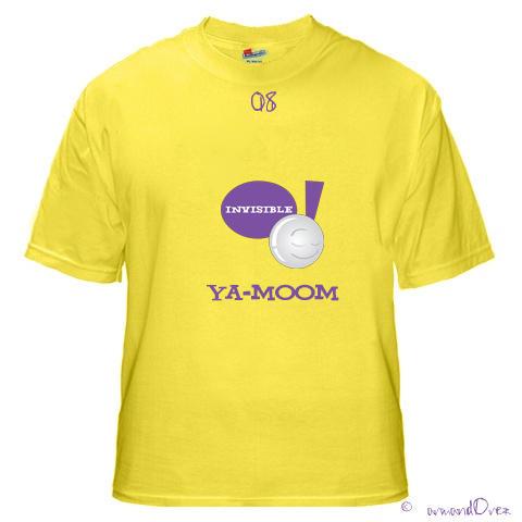 ya-moom t-shirt by ArmandOrez