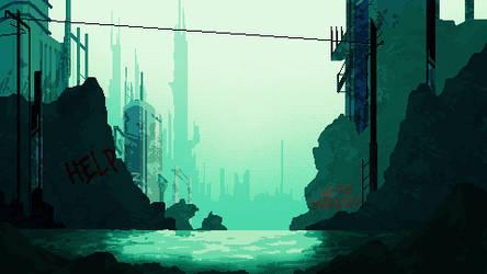 pixel stuff 2 by Jhann